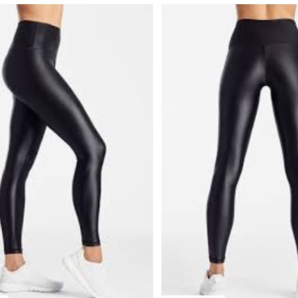 b41c55ff5e DYI HIGH SHINE LIQUID LEGGINGS YOGA PANTS XS